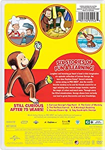 Curious George: Egg Hunting from Universal Pictures Home Entertainment