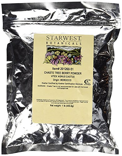 Starwest Botanicals Chaste Berry Powder product image