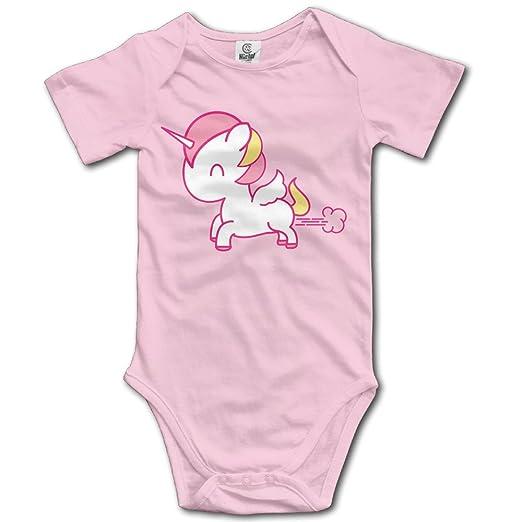 34410ad9d Amazon.com: Unicorn Toot Time To Time Unicorn Unisex Baby Onesie Newborn  Clothes: Clothing