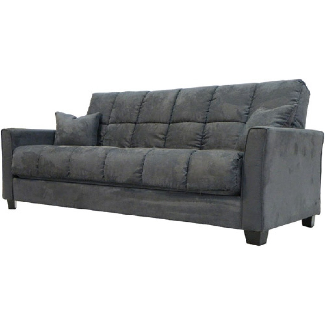 Amazon: Baja Convertacouch And Sofa Bed, Multiple Colors (charcoal):  Kitchen & Dining