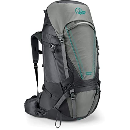 adf4d3164 Amazon.com : Lowe Alpine DIRAN ND 50:60 WOMENS BACKPACK (GREYSTONE ...