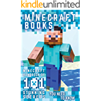 Minecraft: Minecraft Books: Minecraft Handbook Of 101 Stunning Secrets You Need To Know!(An Unofficial Guide) (Minecraft…