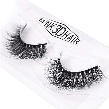 7dfa94709b7 SupplyEU Natural Look Fake Eye Lash False Eyelashes Extension Makeup 1 Pairs