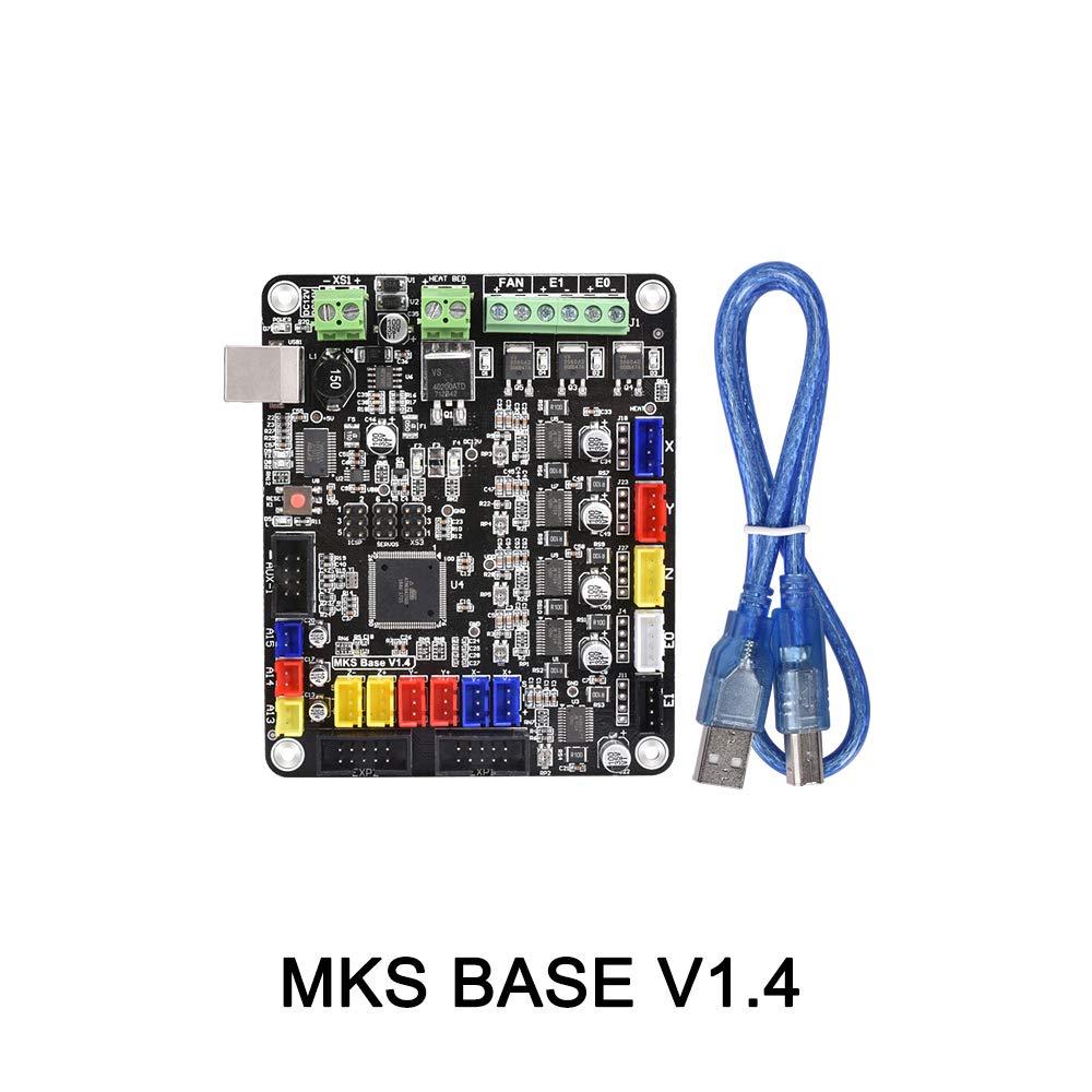 BIQU MKS-Base V1.6 Plate Controller Board for 3D Printer Ramps 1.4