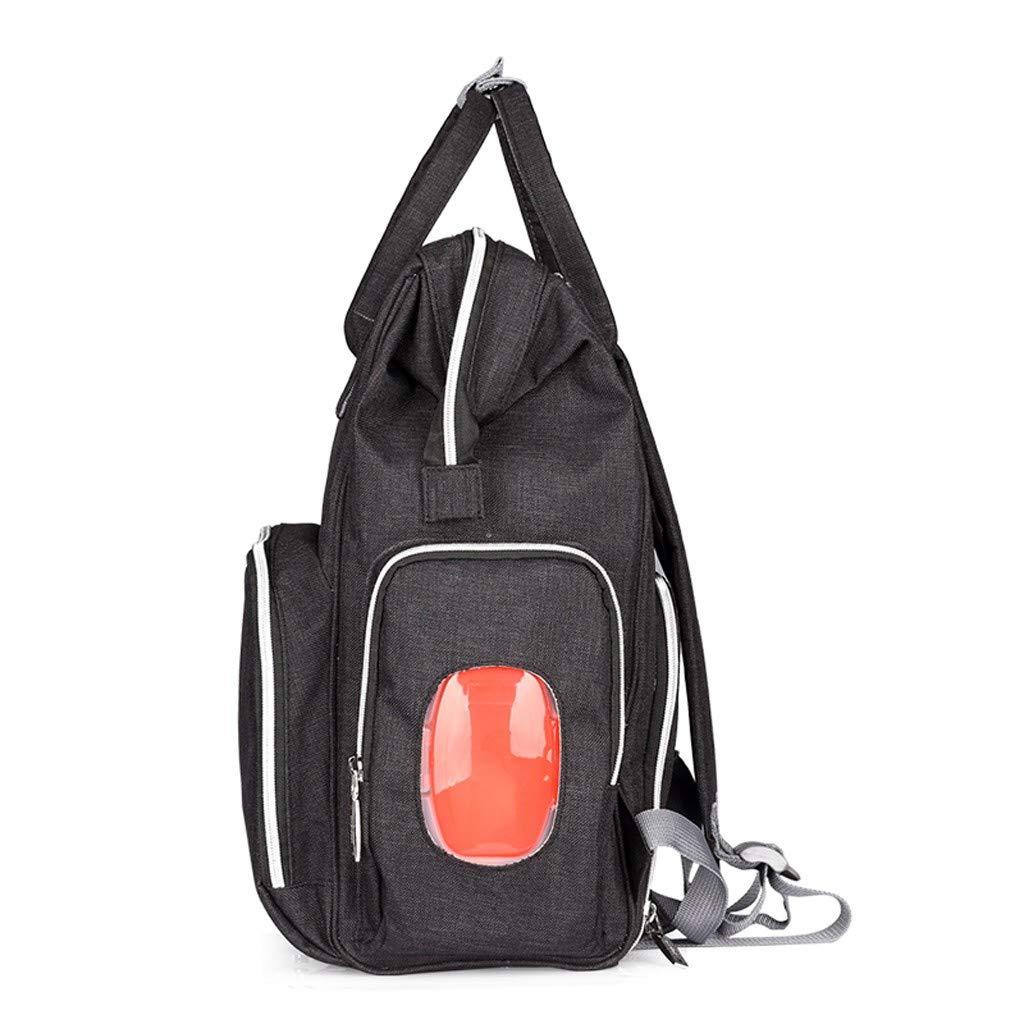 Gogoodgo Women Backpack Purse Waterproof Large Travel Bag Ladies Shoulder Bags Handbag Black by Gogoodgo bags (Image #2)