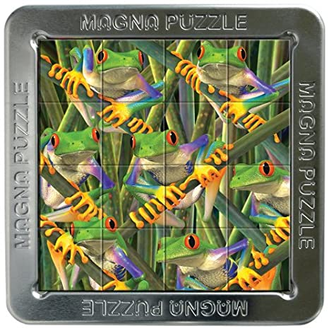 Cheatwell Games 3D Magnetic Puzzle Toucans