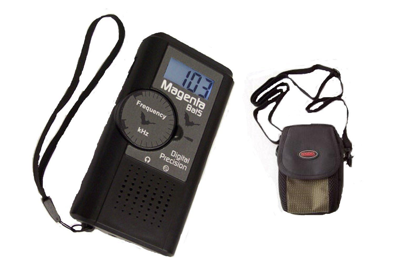 Magenta Bat 5 Digital bat detector /& case