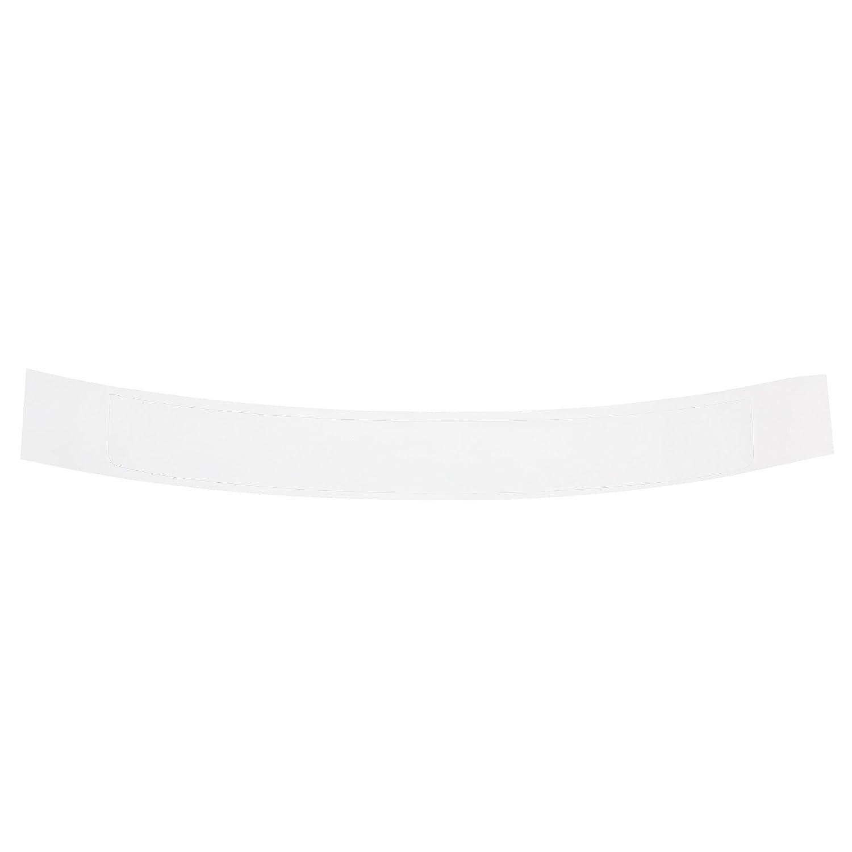 in.tec 120x17cm - autoadh/ésif Transparent - Fa/çon Film de protection du seuil de chargement film de protecteur de peinture