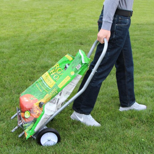 Step 'N Tilt Lawn Core Aerator 2 (All New 2013 Model)