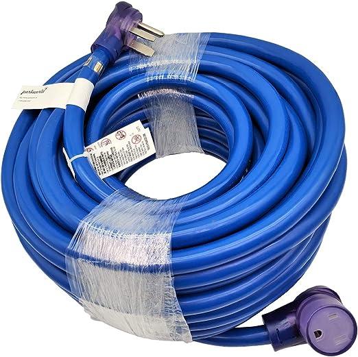 Parkworld 61537 Welder 50a Extension Cord Welding 3 Prong Nema 6 50 Extension Cord 100 Feet