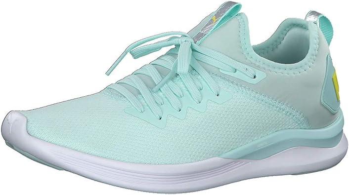 PUMA Ignite Flash Evoknit Sr Wns, Zapatillas de Running para Mujer: Amazon.es: Zapatos y complementos
