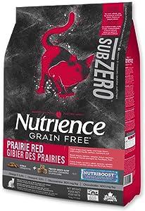 Nutrience Grain Free Subzero Prairie Red Cat Food (5.5 Pounds)