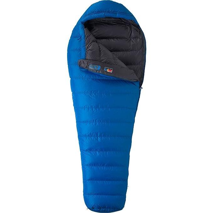 Marmot Helium 15 Sleeping Bag - Cobalt Blue/Dark Azure Regular/Left Zip:  Amazon.ca: Sports & Outdoors