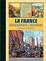 HISTOIRE-GEO, LA FRANCE CURIEUSE ET INSOLITE par Deslais