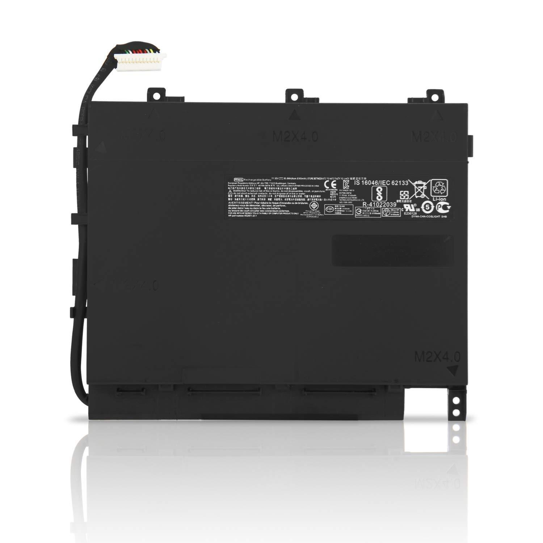 Bateria Pf06xl Para Hp Omen 17 Gtx 1060 17-w100 17-w100ng 17-w101ng 17-w109ng 17-w131ng 17-w240ng Plus 17-w119tx 17-w120