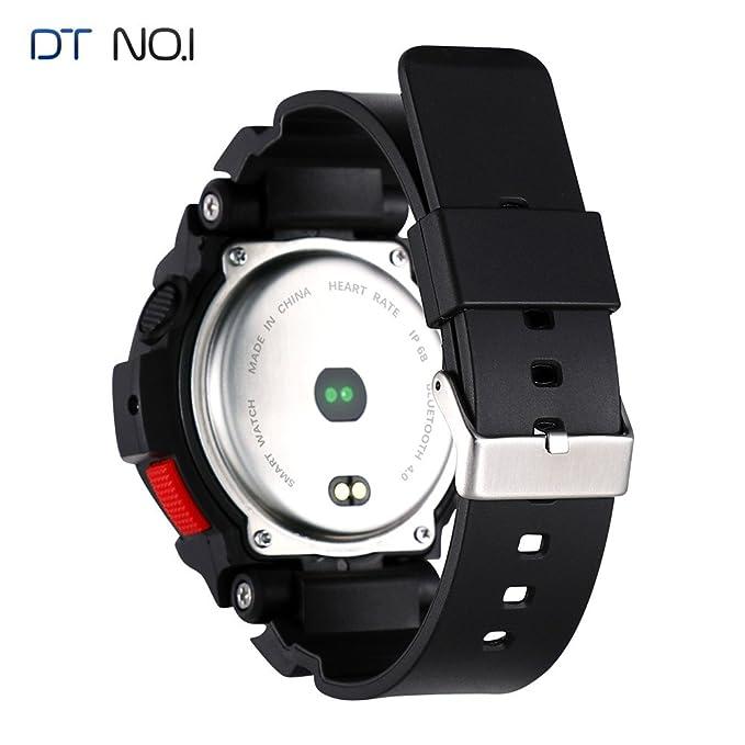 GZCRDZ F6 Smart Watch IP68 - Reloj Bluetooth impermeable ...