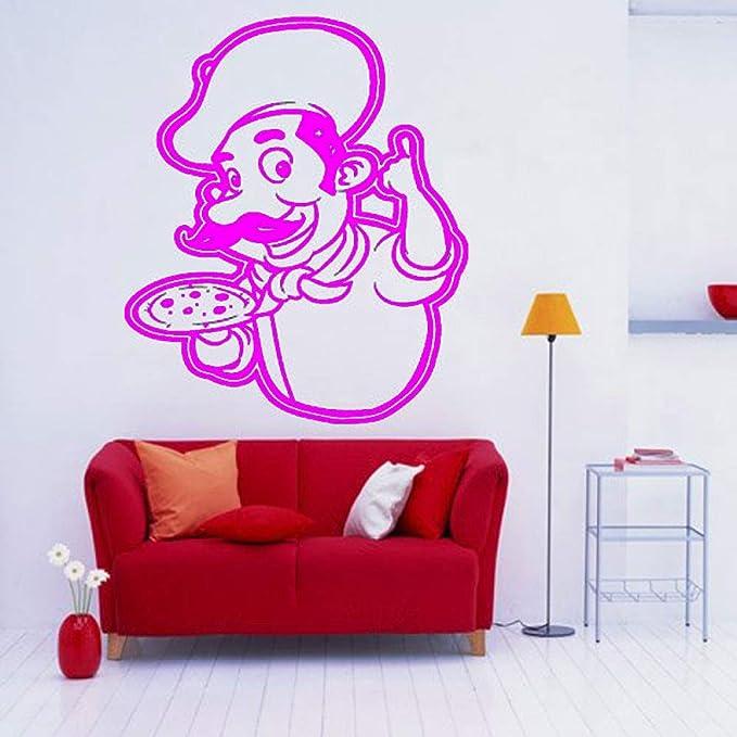 zqyjhkou Chef de Dibujos Animados Anciano extraíble ...