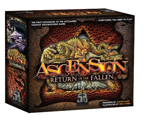 Ascension: Return of the Fallen Game by Gary Games