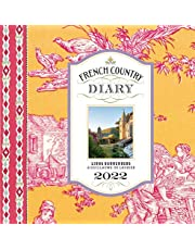 French Country Diary 2022 Engagement Calendar