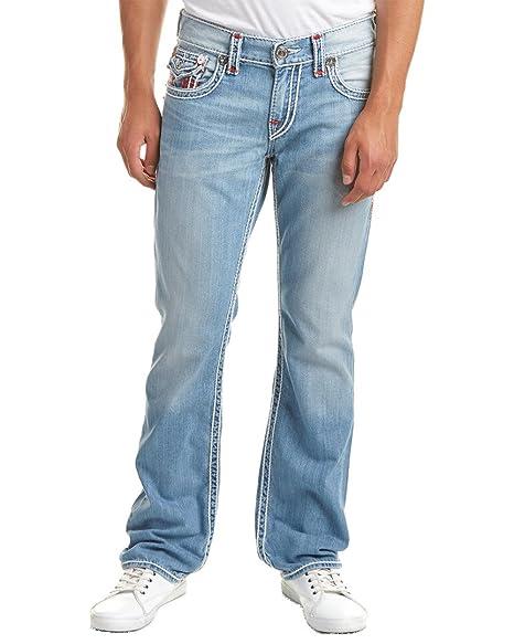Amazon.com: True Religion Hombre Straight Flap Blanco ...