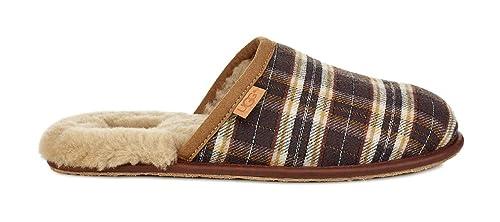 934838cf5324 UGG Mens Scuff Plaid  Amazon.ca  Shoes   Handbags