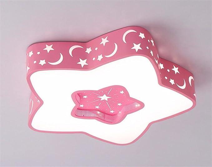 Plafoniere Da Bambino : Wego jk fumetto creativo pentagono rosa plafoniere bambini