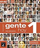 img - for Gente Hoy 1: Libro Del Alumno + CD 1 (Spanish Edition) book / textbook / text book