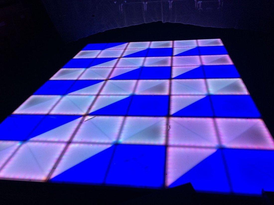 Amazon 8pcslot 1m By 1meter Led Dance Floor For Nightclubdj