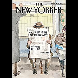 The New Yorker, November 14th 2016 (William Finnegan, Alexandra Schwartz, Jeffrey Toobin) Periodical