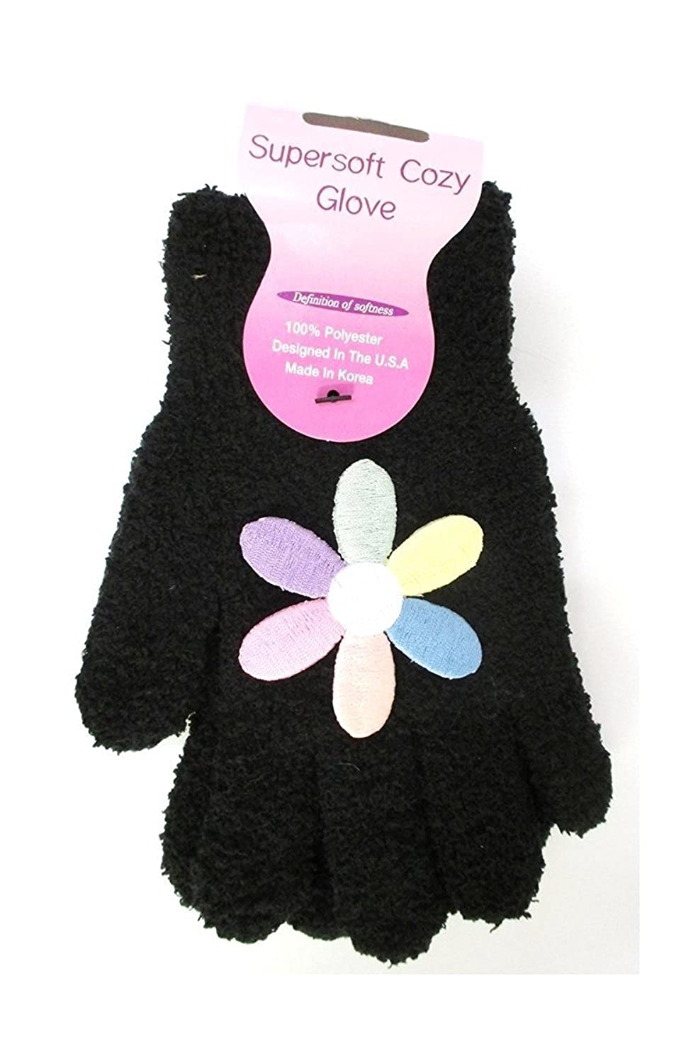 Confetti G30 Pastel Flower Cozy Gloves