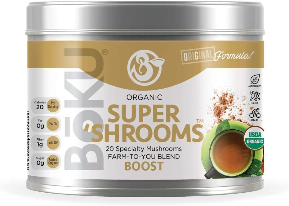 BōKU Super 'Shrooms (8oz)