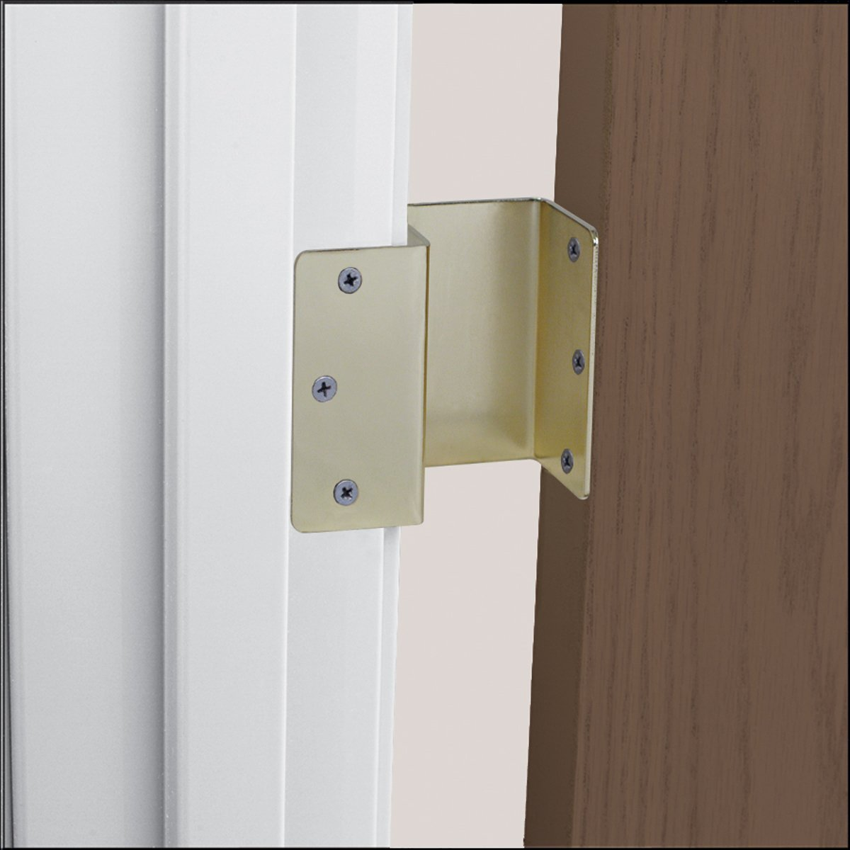 accessible home: threshold hinges