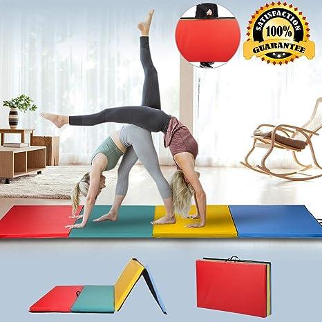 Gym Exercise Mat Thick Gymnastics Mat Home Floor Gym Mat