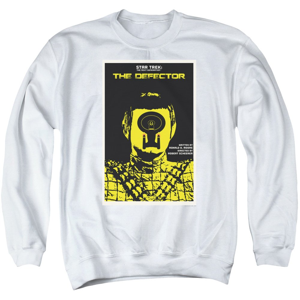 Star Trek - - Männer TNG Staffel 3 Episode 10 Pullover