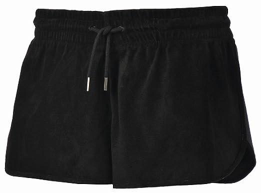 f00a954aba33 adidas Originals Short Mix pour Femme en Noir  Amazon.fr  Vêtements ...