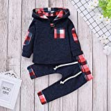 Tronet Baby Toddler Kids Winter Hoodie Tops
