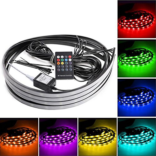 Led Wheel Light Kits - 5