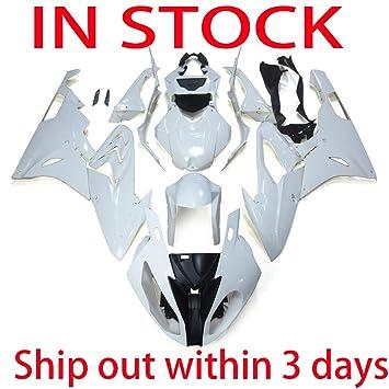 vitcik (Kits de carenado ajuste para BMW S1000RR 2015 2016 S 1000 RR 15 16