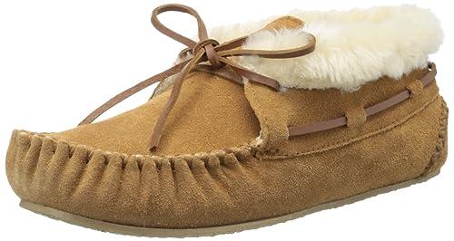 Amazon Com Minnetonka Women S Chrissy Slipper Bootie Ankle Bootie