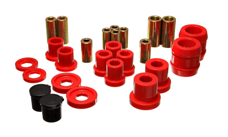 Energy Suspension 16.3120R FRONT CONTROL ARM BUSHING SET