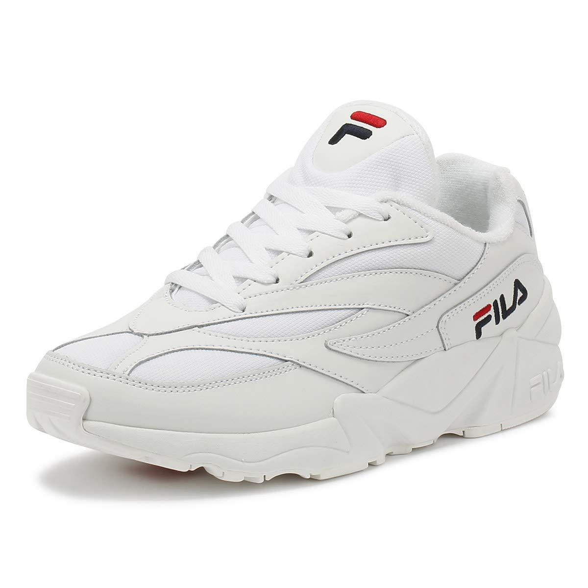 9798d86cb Fila Venom Low Womens White Trainers: Amazon.co.uk: Shoes & Bags