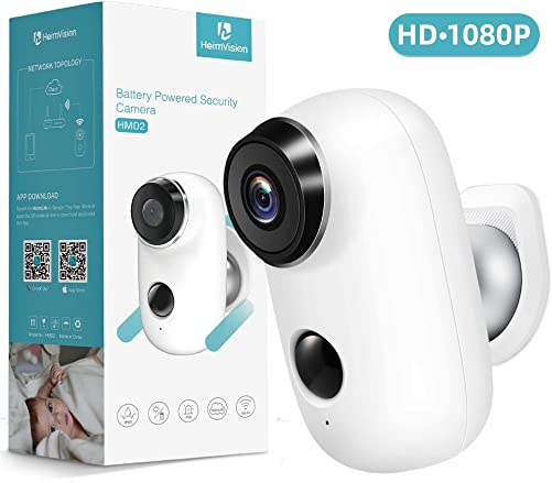 heimvision HMD2 Wireless Rechargeable Battery-Powered Security Camera