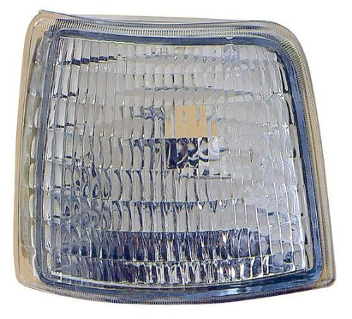 Depo 331-1515L-US Ford F-Series Pickup/Bronco Driver Side Replacement Side Marker Lamp Unit