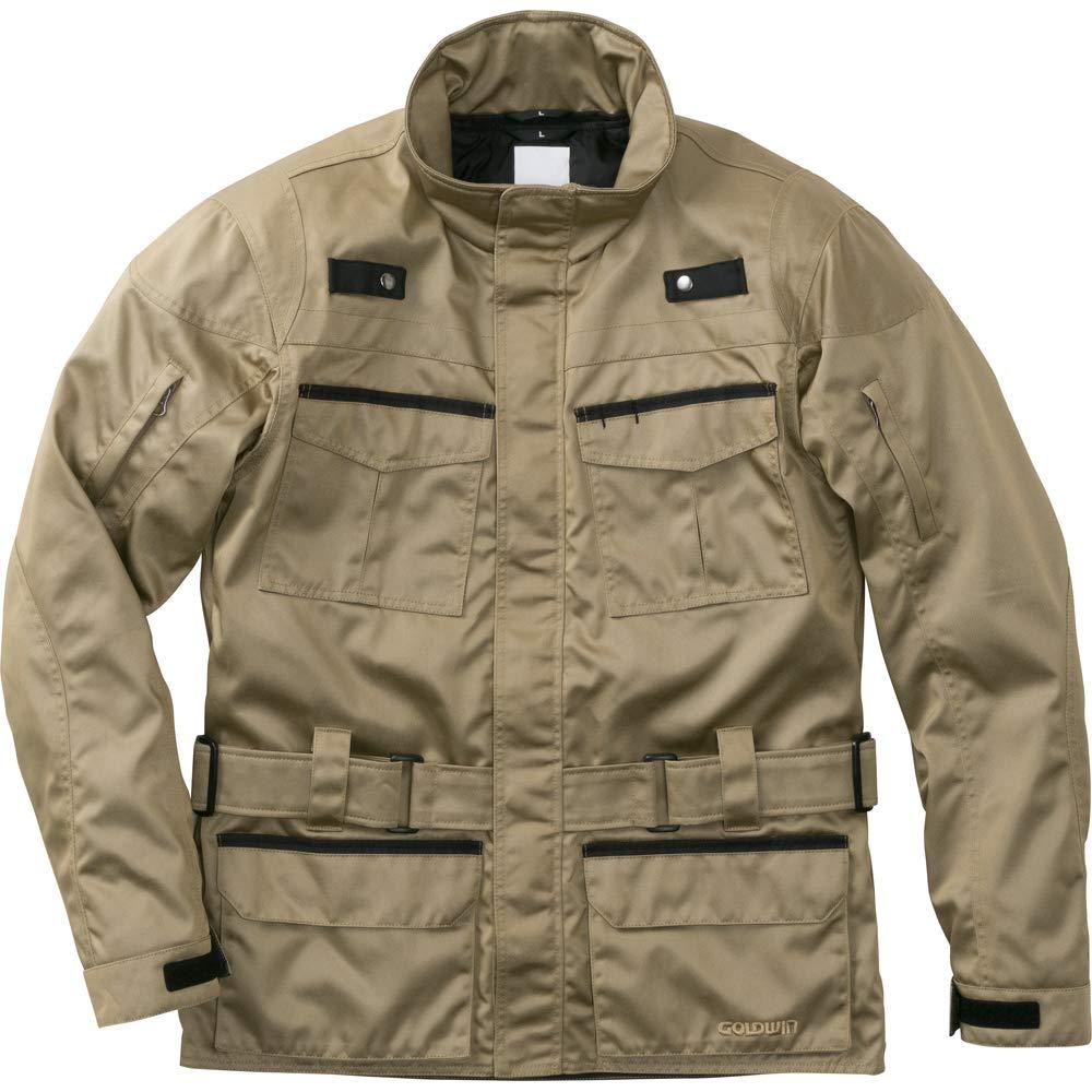 ゴールドウイン(GOLDWIN) オールシーズンジャケット クラシックマスタージャケット タン OLサイズ(L丈ワイド) GSM22852 B07GDPQ5KK