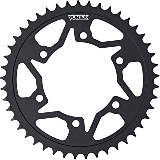 product image for Vortex 252S-43 Black 43-Tooth 525-Pitch Steel Rear Sprocket