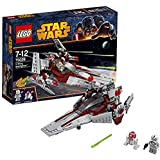 LEGO® Star Wars™ Revenge of the Sith V-Wing Starfighter w/ 2 Minifigures | 75039