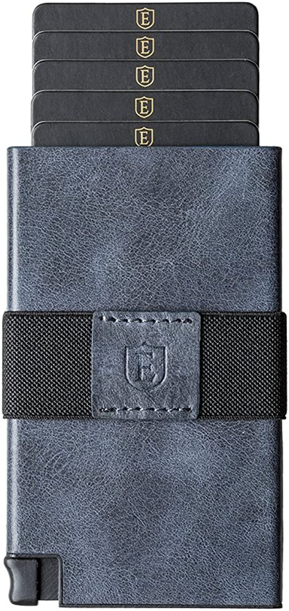 Ekster: Senate Leather Card Holder Wallet - RFID Blocking - Quick Card  Access: Amazon.ca: Clothing & Accessories