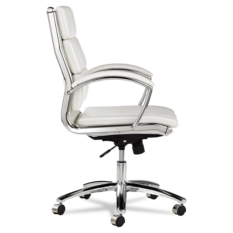 Amazon Alera ALENR4206 Neratoli Mid Back Swivel Tilt Chair