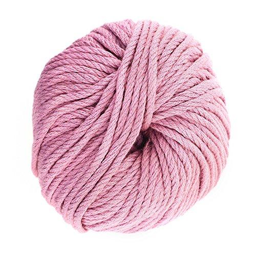 JubileeYarn Bamboo Cotton Chunky Yarn - Cotton Candy - 2 Skeins