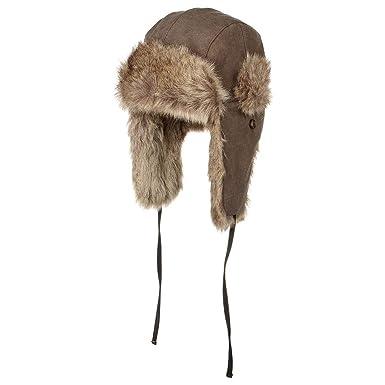 Stetson Clarence Aviator Hat ushanka  Amazon.co.uk  Clothing 0f14a70b7fd